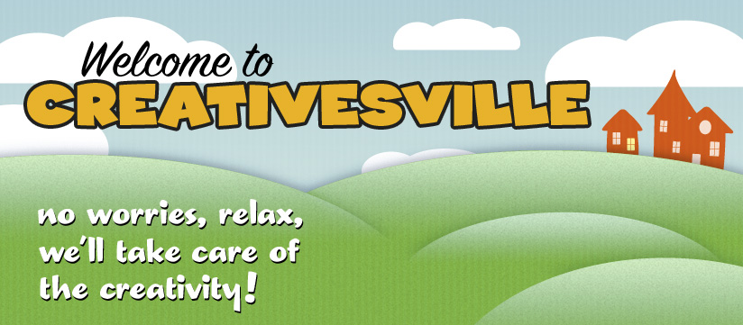 Welcome to Creativesville: Seebach Creative Services